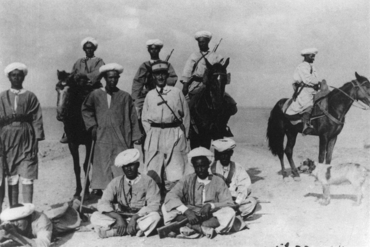 Leclerc-Maroc-années-1930