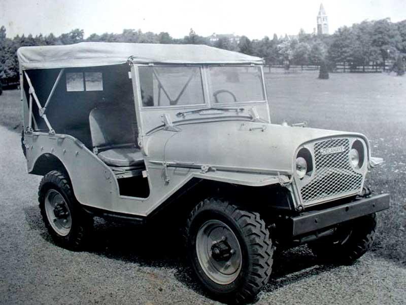 jeep Delahaye